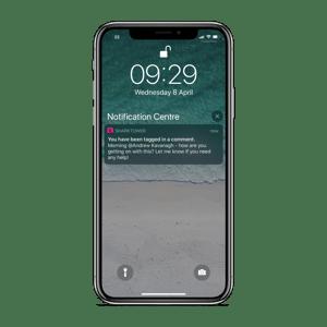 Notifications full screen_iphonexspacegrey_portrait
